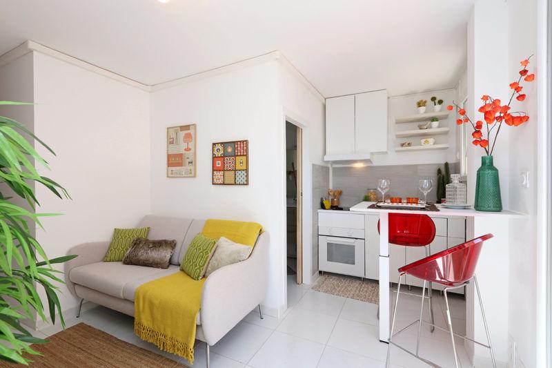 Photo n°7 - Vente appartement Canet-en-Roussillon 66140 - 73 700 €