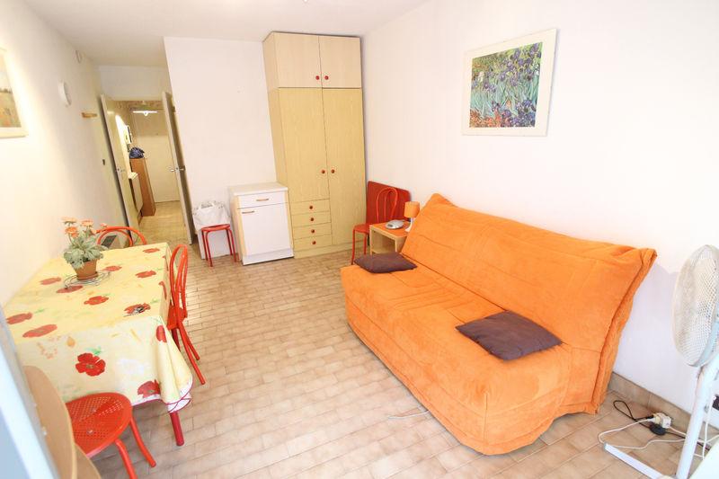 Appartement Canet-en-Roussillon Canet plage,   achat appartement  1 pièce   28m²