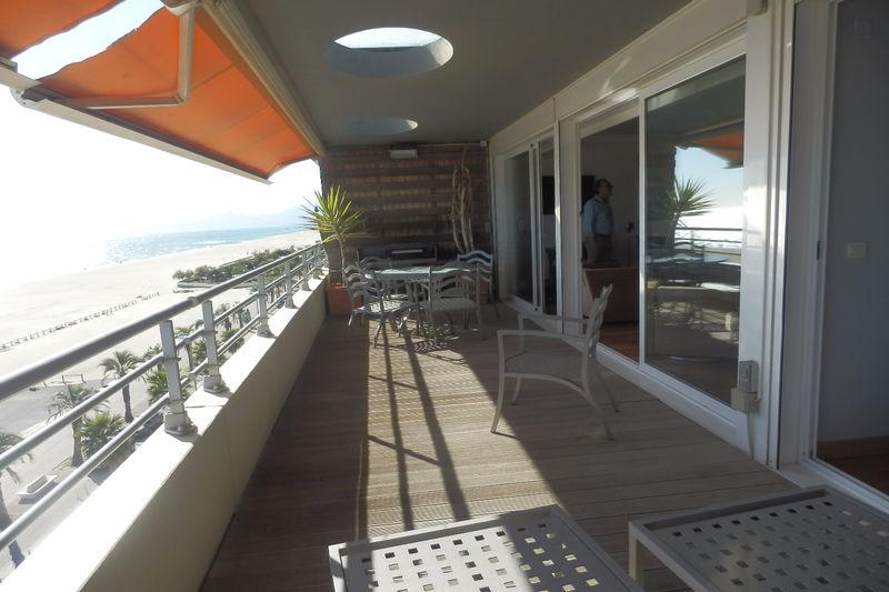 Photo n°1 - Vente appartement Canet-en-Roussillon 66140 - 420 000 €