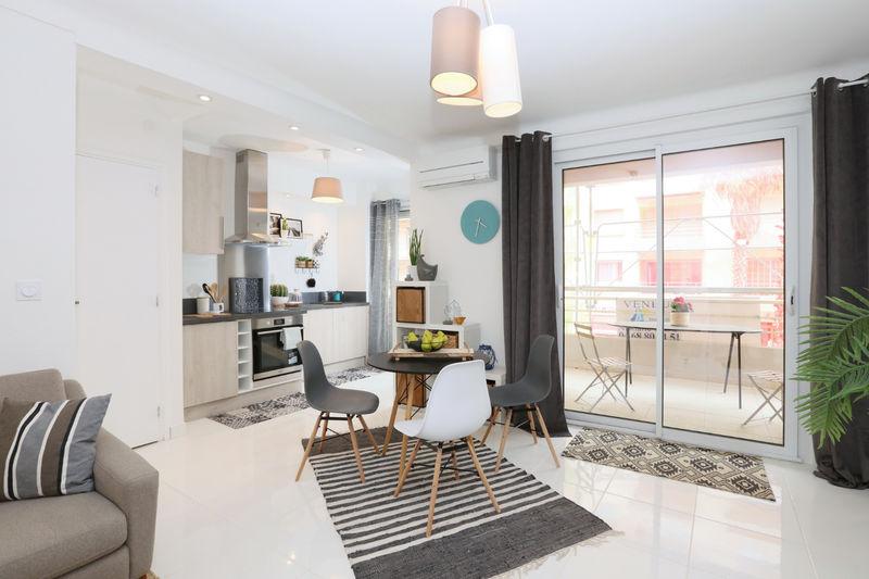 Photo Apartment Canet-en-Roussillon Canet plage,   to buy apartment  3 room   47m²