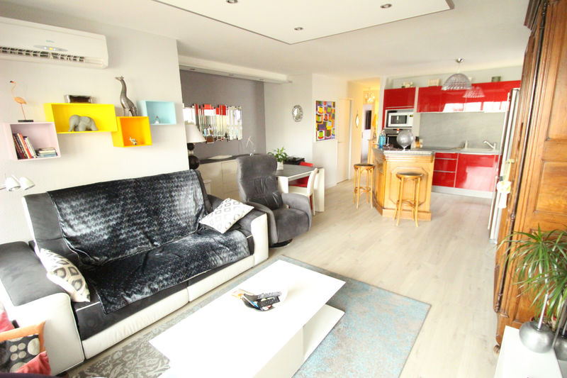 Photo n°1 - Vente appartement Canet-en-Roussillon 66140 - 262 500 €