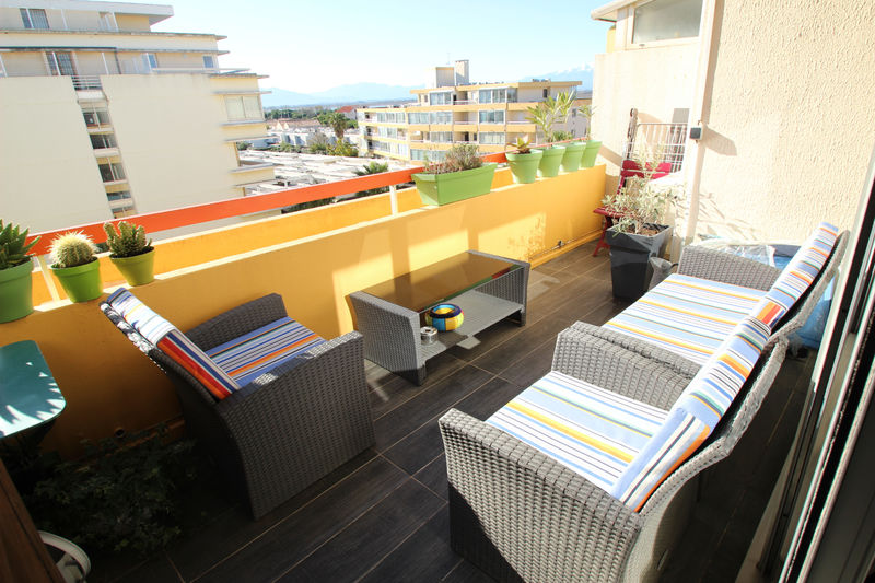 Photo n°4 - Vente appartement Canet-en-Roussillon 66140 - 262 500 €