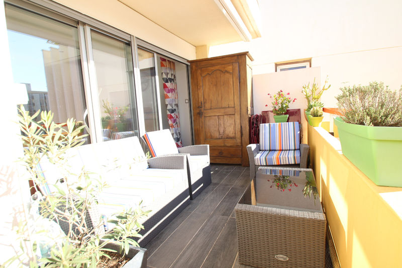 Photo n°2 - Vente appartement Canet-en-Roussillon 66140 - 262 500 €