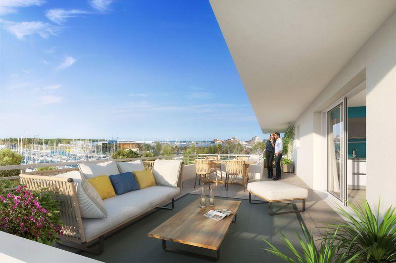 Photo n°3 - Vente appartement Canet-en-Roussillon 66140 - 261 000 €