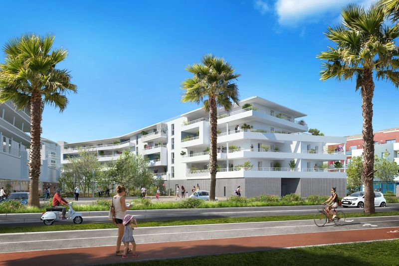 Photo Apartment Canet-en-Roussillon Canet plage,   to buy apartment  3 room   66 m²
