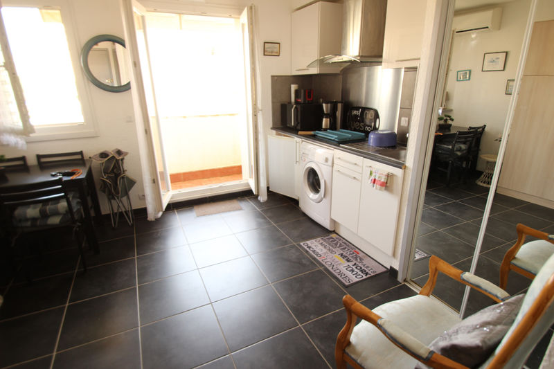 Photo n°2 - Vente appartement Canet-en-Roussillon 66140 - 82 000 €