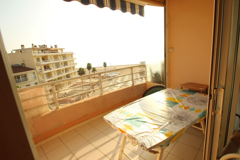 Photo n°1 - Vente appartement Canet-en-Roussillon 66140 - 182 000 €
