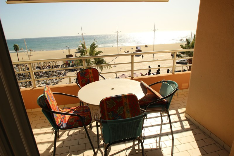 Photo Apartment Canet-en-Roussillon Canet plage,   to buy apartment  3 room   53 m²