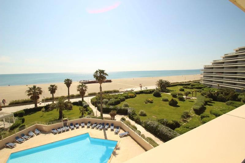 Photo n°1 - Vente appartement Canet-en-Roussillon 66140 - 144 000 €