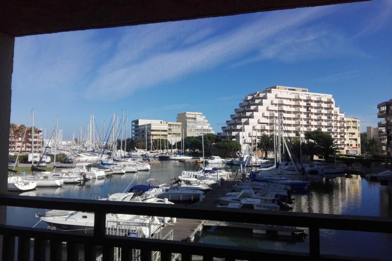 Photo n°1 - Vente appartement Canet-en-Roussillon 66140 - 325 000 €
