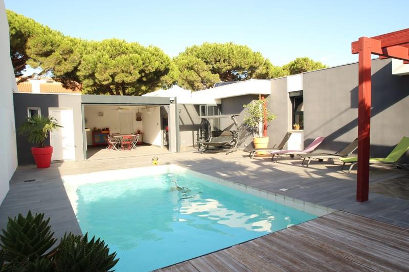Photo n°1 - Vente maison contemporaine Canet-en-Roussillon 66140 - 899 000 €