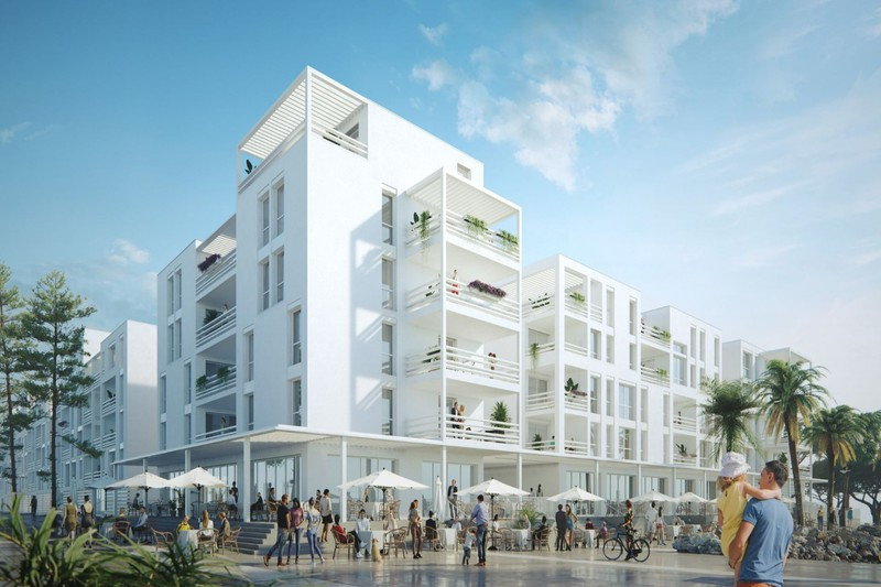 Photo n°5 - Vente appartement Leucate 11370 - 243 000 €