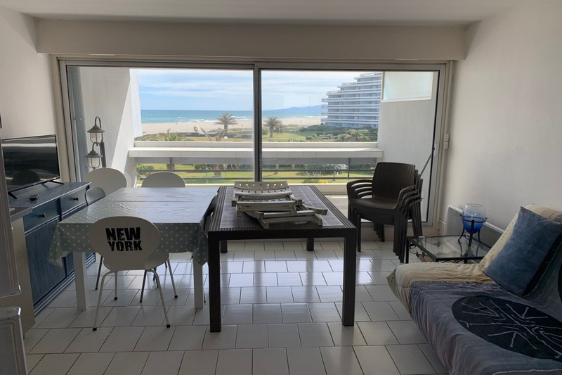 Photo n°7 - Vente appartement Canet-en-Roussillon 66140 - 242 000 €