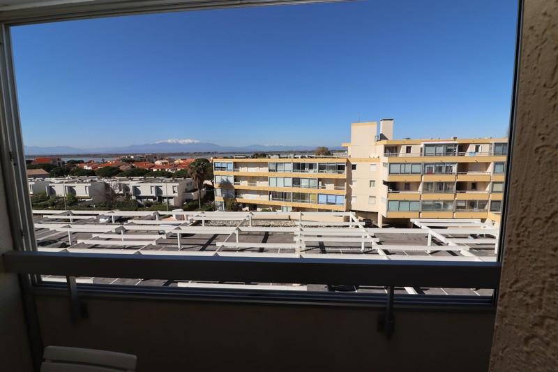 Photo Appartement Canet-en-Roussillon Canet sud,   achat appartement  2 pièces   26m²