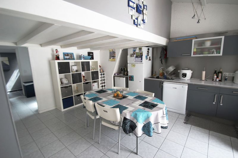 Photo House Canet-en-Roussillon Canet plage,   to buy house  2 bedroom   65m²