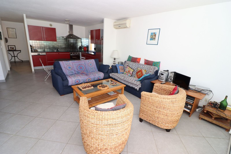 Photo n°8 - Vente appartement Canet-en-Roussillon 66140 - 230 000 €
