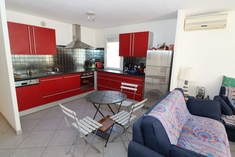 Photo n°2 - Vente appartement Canet-en-Roussillon 66140 - 230 000 €