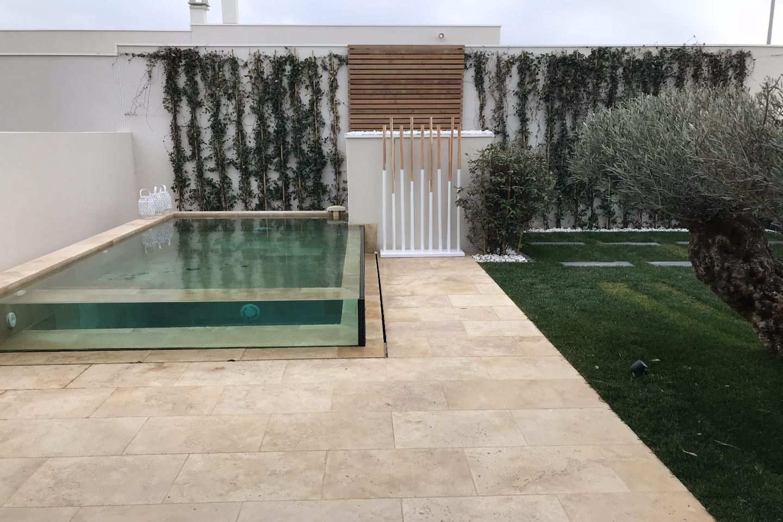 Maison contemporaine perpignan 66000 266 000 - Jardin maison contemporaine perpignan ...