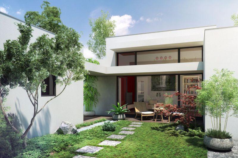 Photo n°5 - Vente maison contemporaine Perpignan 66000 - 379 000 €