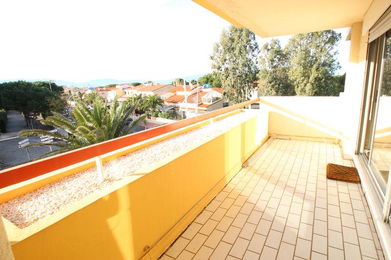 Photo Appartement Canet-en-Roussillon Canet sud,   achat appartement  3 pièces   74m²