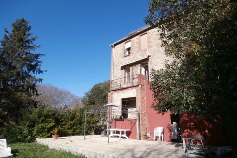 Photo Maison en pierre Laroque-des-Albères Languedoc,   achat maison en pierre  4 chambres   141m²