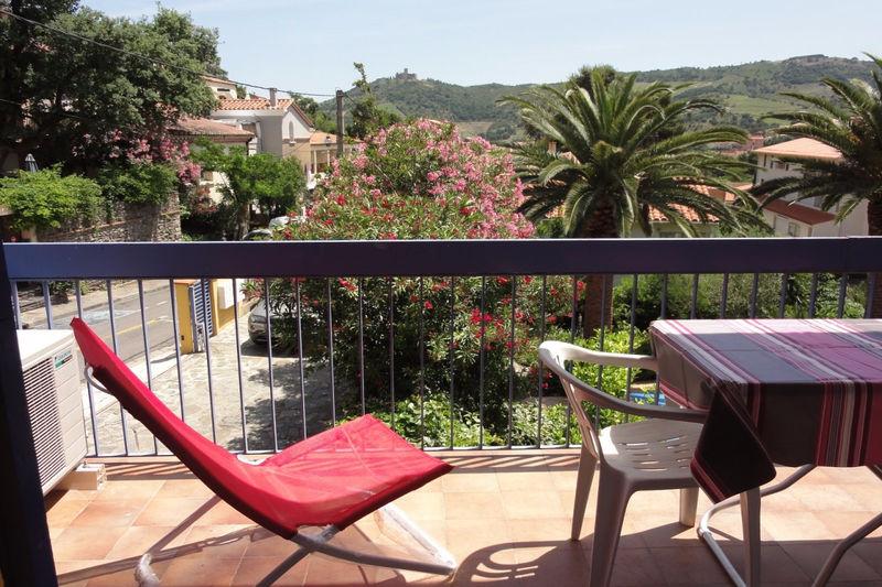 Photo Appartement Collioure Languedoc,   achat appartement  2 pièces   40m²
