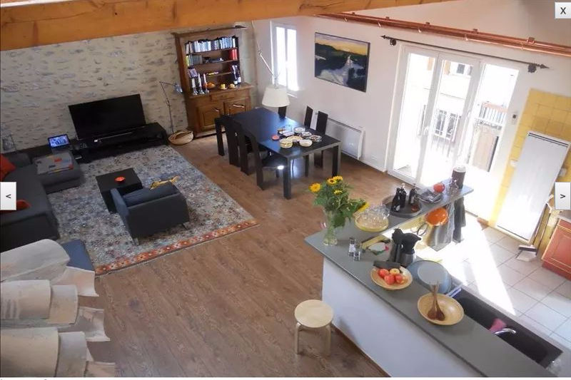 Photo Appartement Céret Languedoc,   achat appartement  4 pièces   108m²