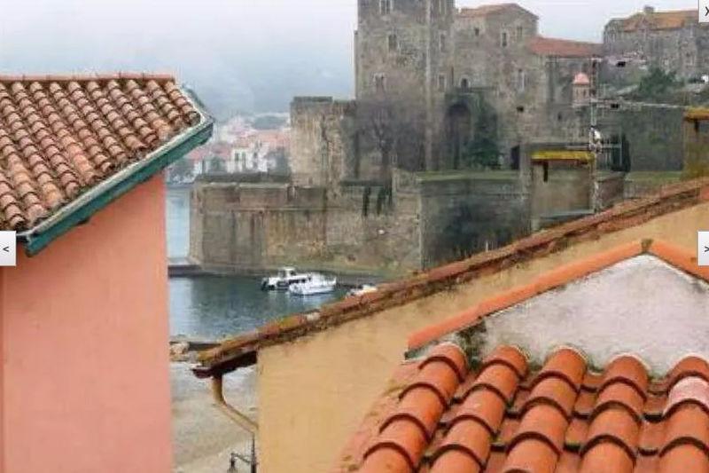 Photo Appartement Collioure Languedoc,   achat appartement  3 pièces   60m²