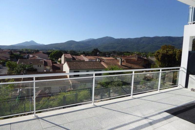 Photo Appartement Argelès-sur-Mer Languedoc,   achat appartement  3 pièces   74m²