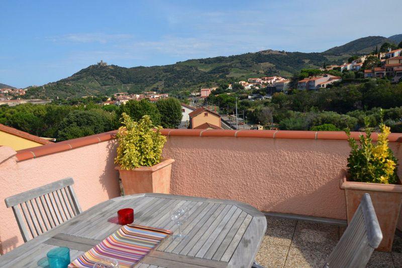 Photo Appartement Collioure Languedoc,   achat appartement  3 pièces   56m²