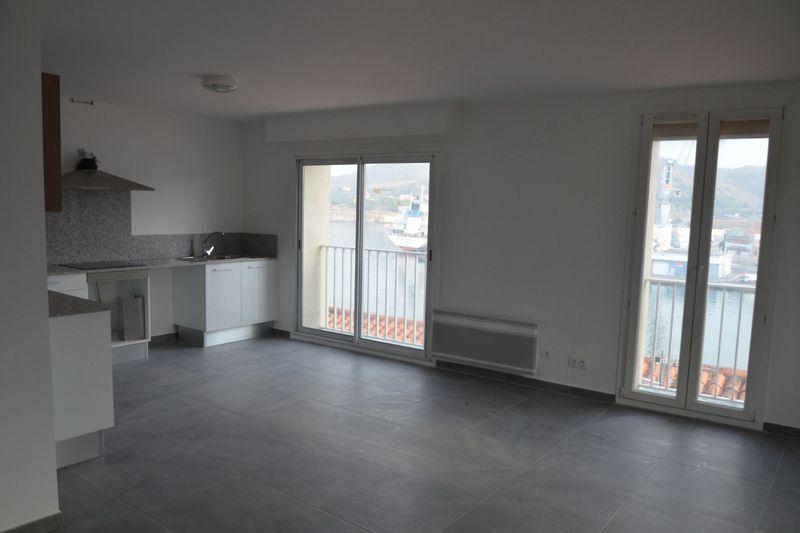 Photo Appartement Port-Vendres Languedoc,   achat appartement  3 pièces   73m²