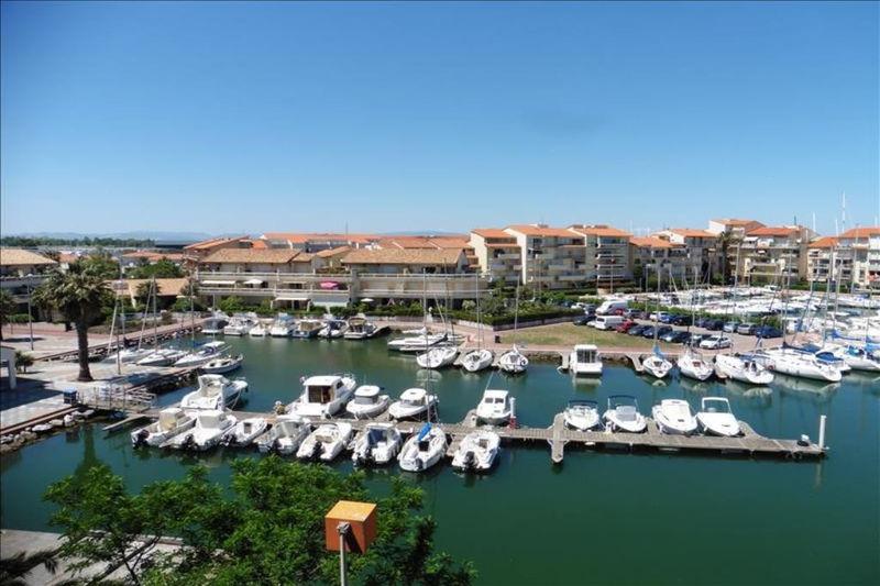 Photo Appartement Canet Languedoc,   achat appartement  2 pièces   35m²