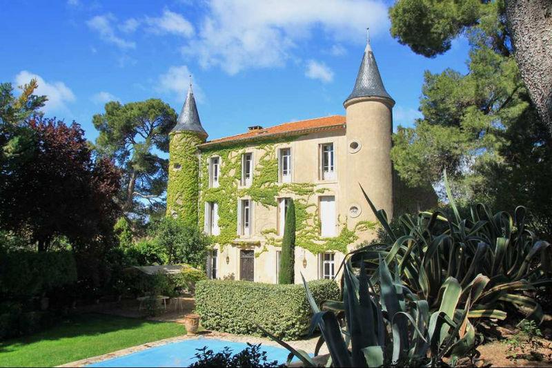 Photo Château Béziers Languedoc,   achat château  8 chambres   775m²