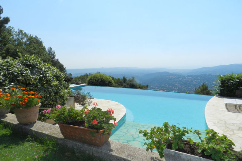 Photo Villa Grasse Riviera,   achat villa  5 chambres   200m²