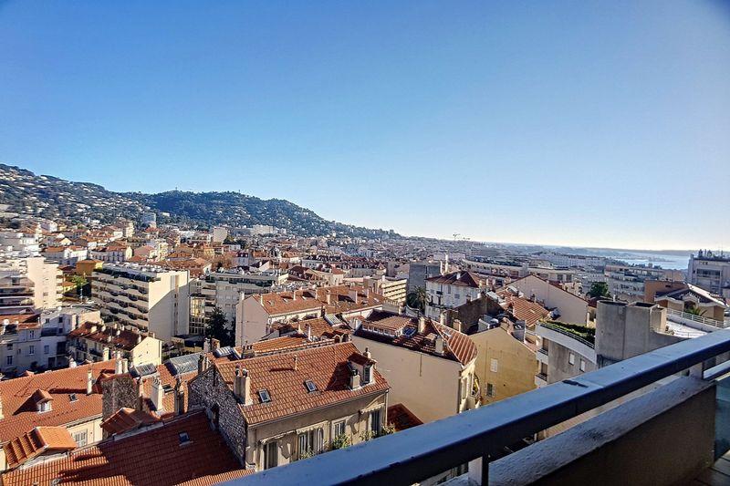 Photo Appartement Cannes Riviera,   achat appartement  4 pièces   78m²