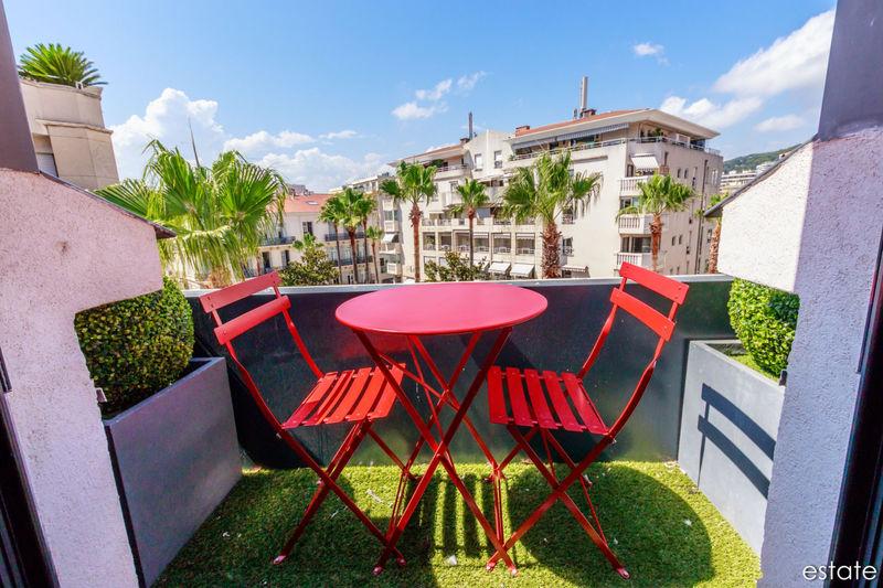 Photo Appartement Cannes Riviera,   achat appartement  3 pièces   60m²