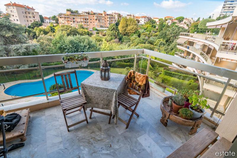 Photo Appartement Cannes Riviera,   achat appartement  3 pièces   73m²