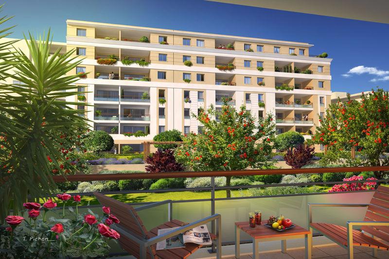 Photo Appartement Juan-les-Pins Riviera,  Neuf appartement  2 pièces   44m²