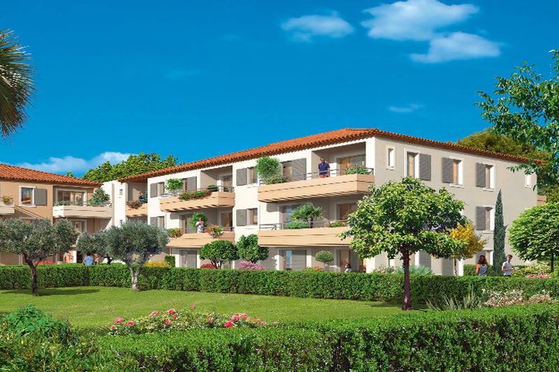 Photo Appartement Juan-les-Pins Riviera,  Neuf appartement  3 pièces   63m²