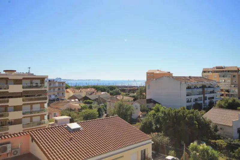 Photo Appartement Cannes Riviera,   achat appartement  4 pièces   75m²