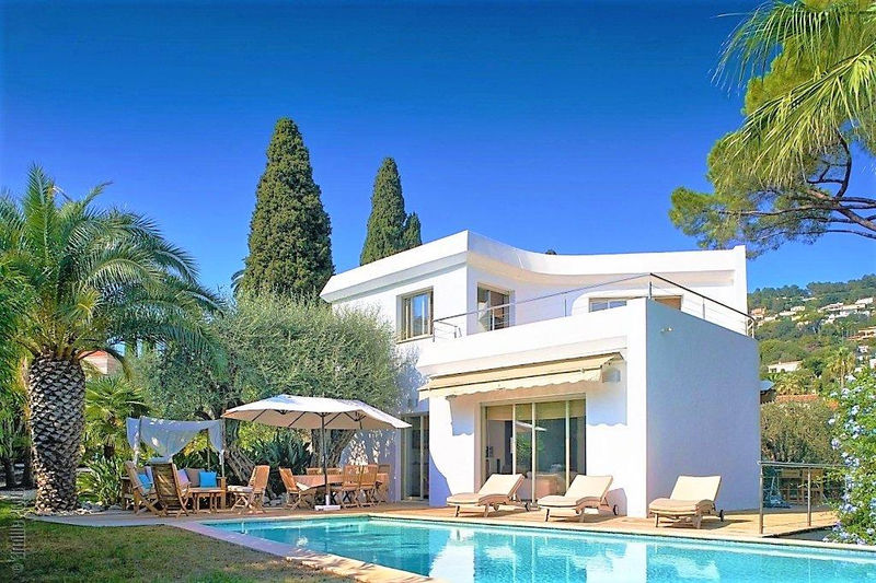 Photo Maison contemporaine Cannes Riviera,   achat maison contemporaine  3 chambres   180 m²