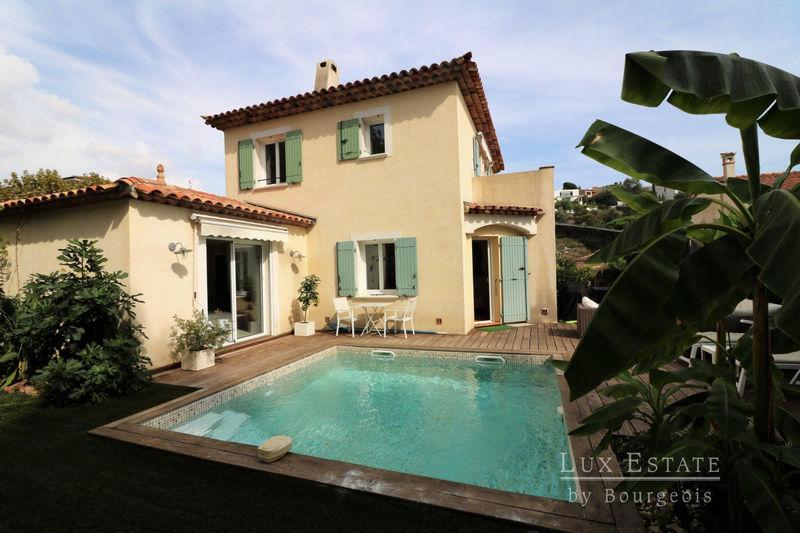 Photo Maison contemporaine Cannes Riviera,   achat maison contemporaine  4 chambres   150m²