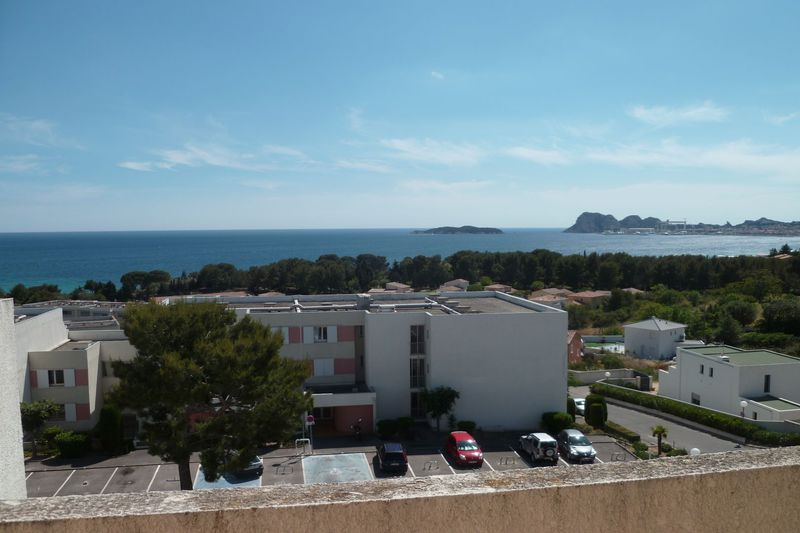 Apartment Ciotat(La) La baie des anges,  Rentals apartment  2 rooms   35 m²