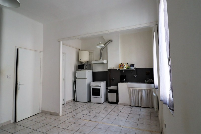 Apartment La Ciotat Centre-ville,  Rentals apartment  1 room   29 m²