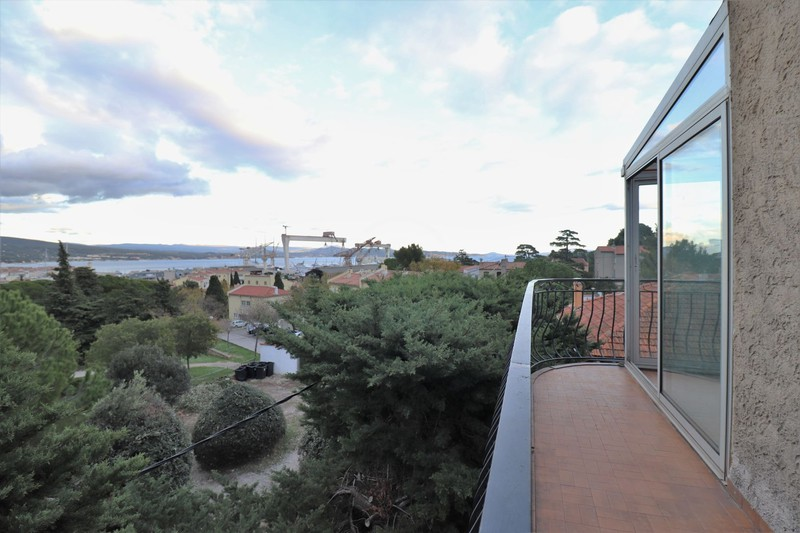 Apartment La Ciotat Quartier de figuerolles,  Rentals apartment  3 rooms   77 m²