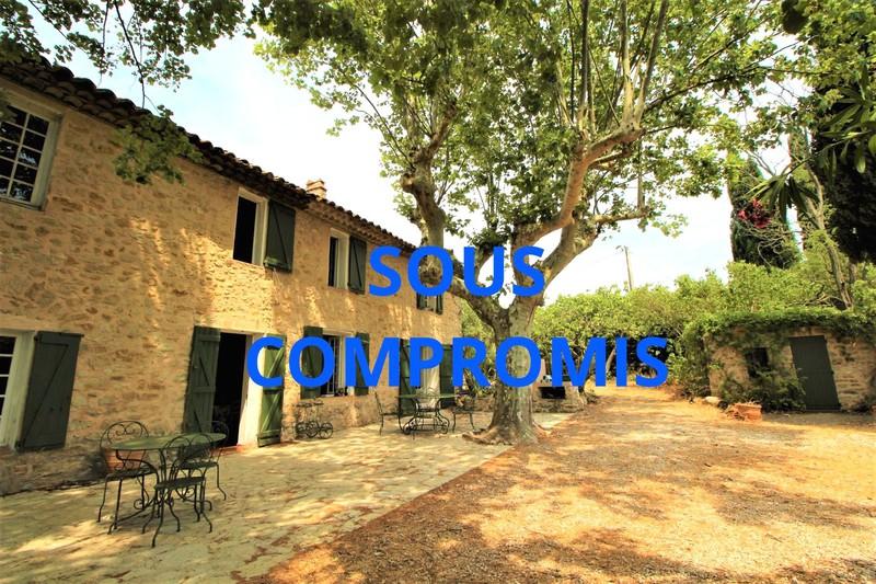 Photo Mas Le Castellet   achat mas  5 chambres   230m²