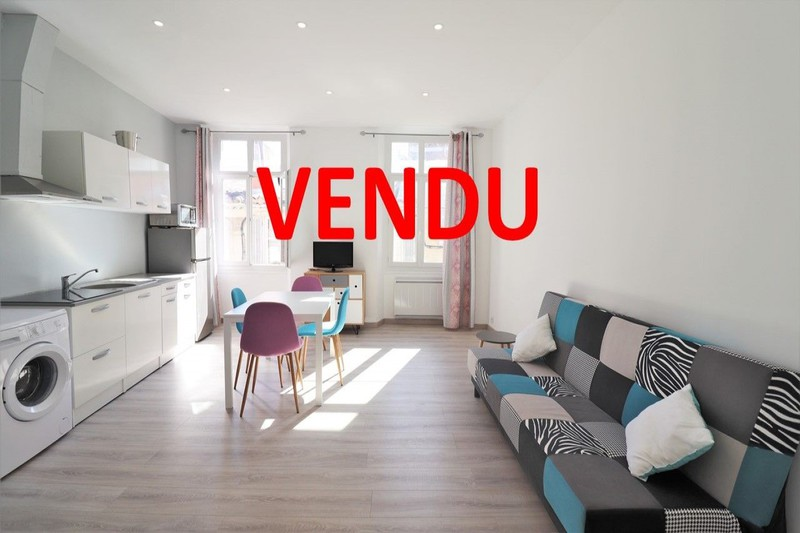 Apartment La Ciotat   to buy apartment  2 rooms   41m²