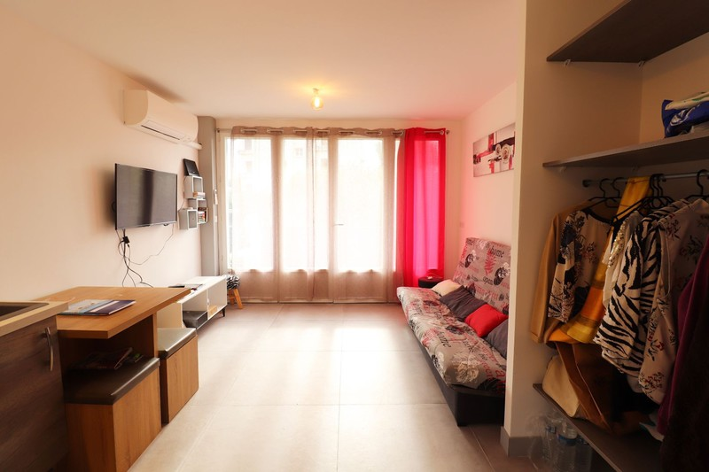 Apartment La Ciotat   to buy apartment  2 rooms   30 m²