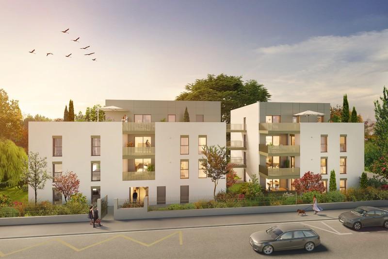 Appartement Sainte-Foy-lès-Lyon Sainte foy les lyon,   achat appartement  4 pièces   84m²