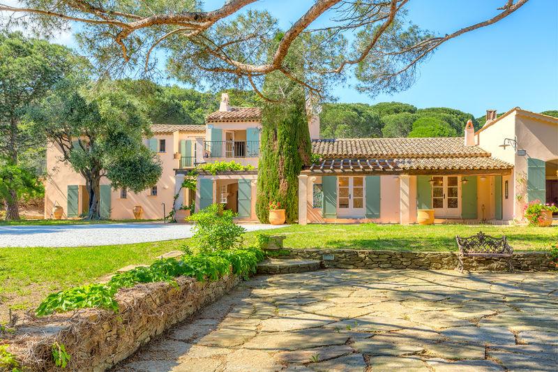 Photo n°1 - Vente Maison propriété Saint-Tropez 83990 - Prix sur demande